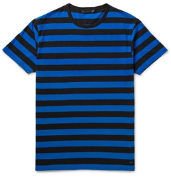 Marc By Marc Jacobs - Lucas Striped Cotton-Jersey T-Shirt