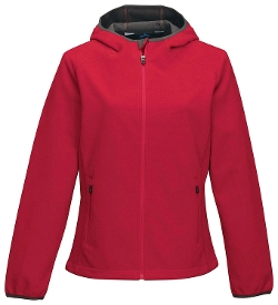 Tri-Mountain - Breathable Hooded Fleece Jacket