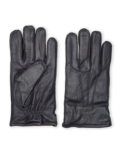 Dockers B - Black Lambskin Gloves