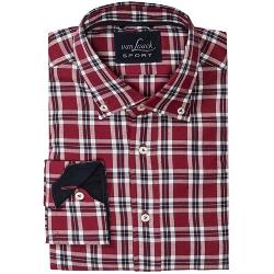 Van Laack Royk  - Sport Plaid Shirt
