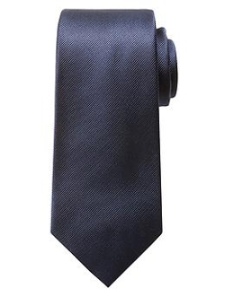 Banana Republic - Solid Silk Tie