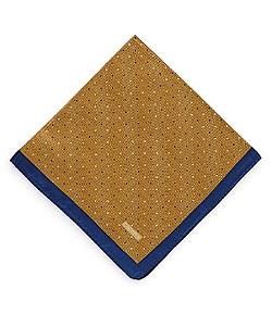 Cremieux - Double-Dot Pocket Square