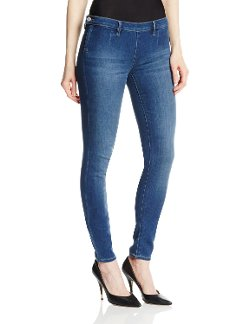 Dittos - Seraphina Mid Rise Side Zip Skinny Jeans