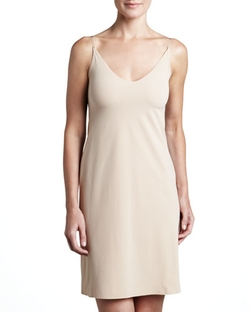 Commando - Slim-Fit Tailored Slip Chemise