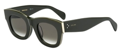 Céline   - Strat Brow Asian Fit Sunglasses