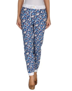 Sacai Luck - Floral Casual Pants