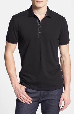 Hugo Boss - Firenze Regular Fit Piqué Polo Shirt