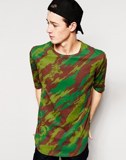 Maharishi - Camo Thayer T Shirt