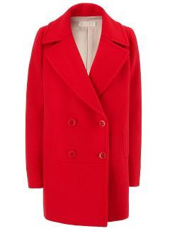 Mantu  - Panno Double Coat