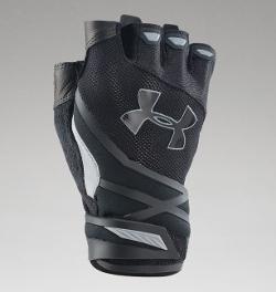 Under Armour - Resistor Half-Finger Training Gloves