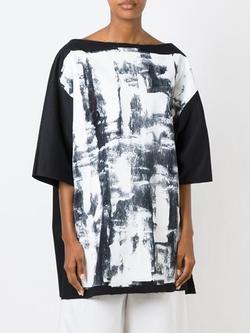 Louise Alsop - Oversized Print T-Shirt