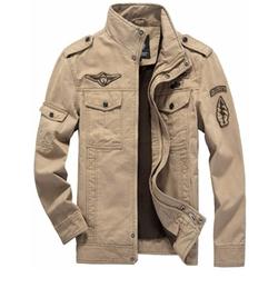 Jinmen - Air Force One Jacket