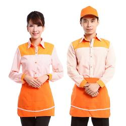 ShenZhen Big Wave  - Fast-food restaurant waiter uniforms