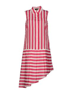 Love Moschino  - Pleated Short Dress