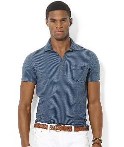 Polo Ralph Lauren - Jacquard Terry Polo