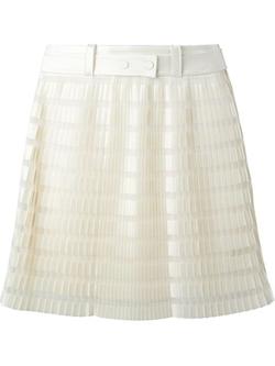 3.1 Phillip Lim - Pleated Layered Skirt