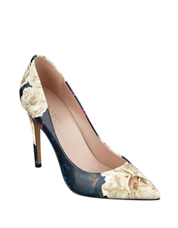 Nine West - Frolic Floral Pumps