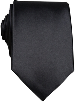 Perry Ellis - Sateen Solid Tie