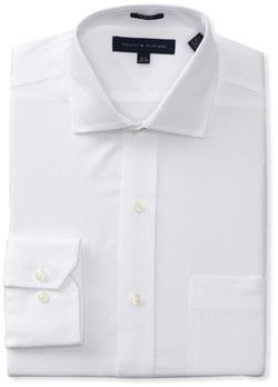 Tommy Hilfiger  - Slim-Fit Poplin Shirt