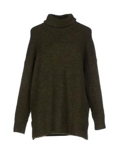 Stefanel - Knitted Turtleneck Sweater
