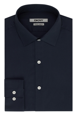 DKNY - Solid Dobby Dress Shirt