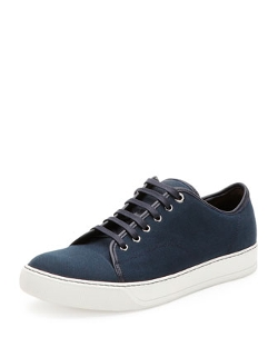 Lanvin - Canvas Low-Top Sneaker