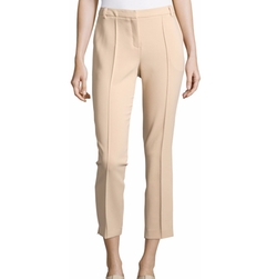 Nanette Lepore - Skinny Mid-Rise Cropped Pants