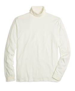 Brooks Brothers - Supima Cotton Turtleneck Shirt