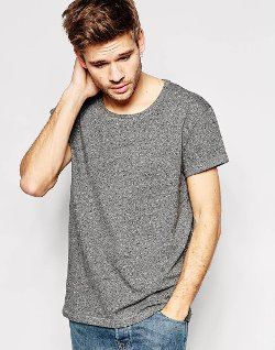 Jean Machine - Crew Neck T-Shirt