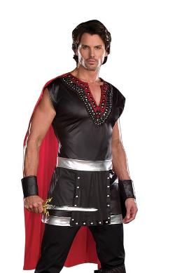 Dreamgirl -  Mens Julius Pleaser Roman Gladiator Tunic Costume