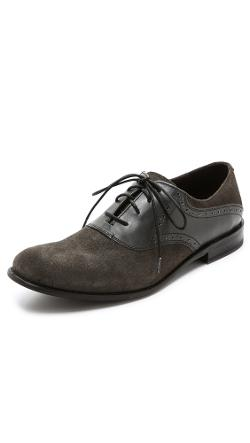 John Varvatos Star USA - Sid Saddle Shoes