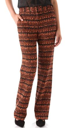 Willow  - Woven Wide Leg Trousers