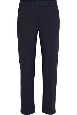 3.1 Philip Lim - Pencil Stretch Cotton-Blend Tapered Pants