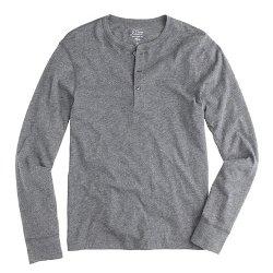 J. Crew - Slim Broken-In Henley Shirt