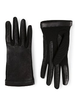 Lanvin  - Short Jersey Gloves