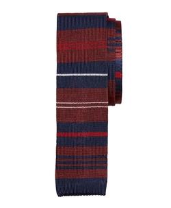 Brooks Brothers - Alternating Stripe Knit Tie