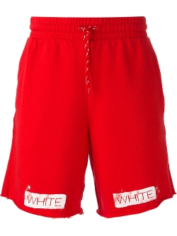 Off-White - Drawstring Shorts