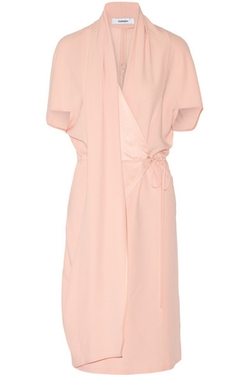 Chalayan - Wrap-Effect Crepe Dress