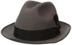 Scala - Classico Wool Felt Fedora Hat