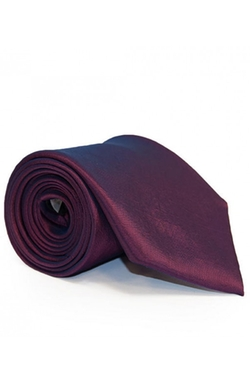 Dinner Suits - Two Tone Purple Tie