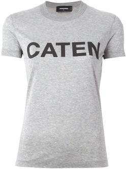 Dsquared2   - Caten Print T-Shirt