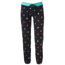 SO Pajamas  - Printed Banded-Bottom Microfleece Pajama Pants