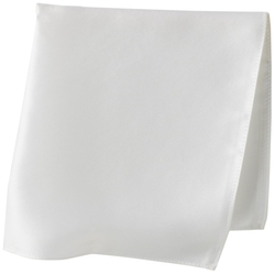 Studio 1735  - Solid Satin Pocket Square