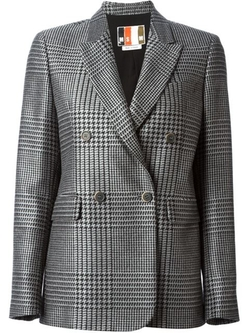 MSGM - Hounds Tooth Blazer