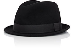 Barneys New York - Felt Fedora Hat