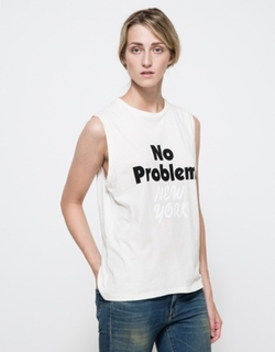 """6397 - """"No Problem"""" Tank Top"""