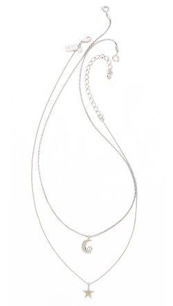 Kate Spade New York  - Starry Eyed Pendant Necklace