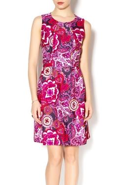 Steffi - Paisley Dress