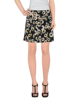Moschino Cheapandchic - Floral Mini Skirt