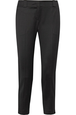 The Row - Blake Wool Straight-Leg Pants
